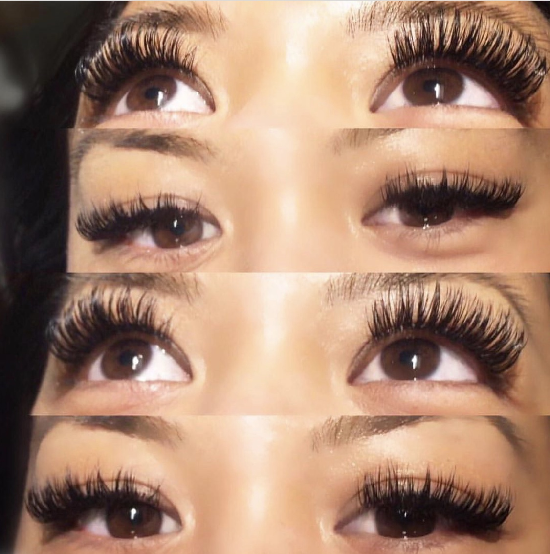 Eyelash Extensions At House Of Ilashes